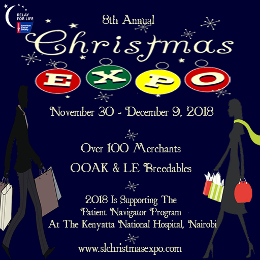 SL Christmas Expo 2018
