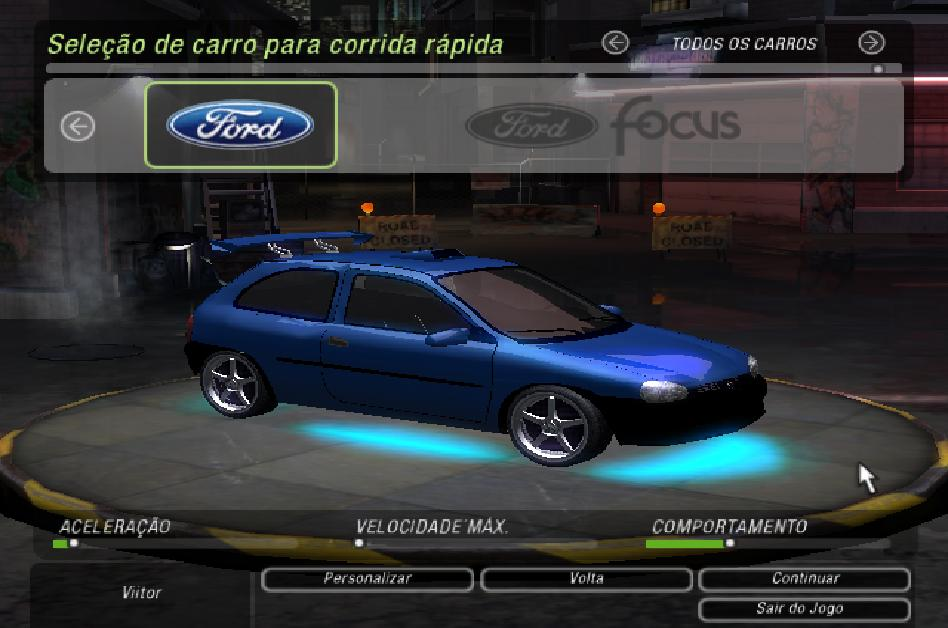 Download Need For Speed Underground 2 Corsa