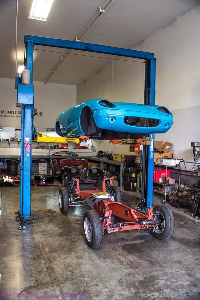 Frank Monise Motors 65th Anniversary Drive