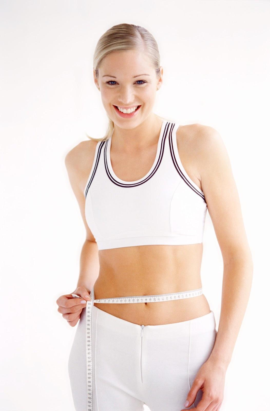 как похудеть именно в области живота