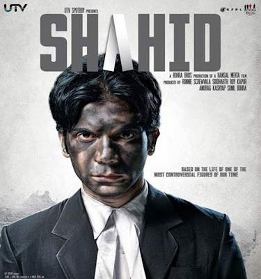 Poster Of Hindi Movie Shahid (2013) Free Download Full New Hindi Movie Watch Online At World4ufree.Org