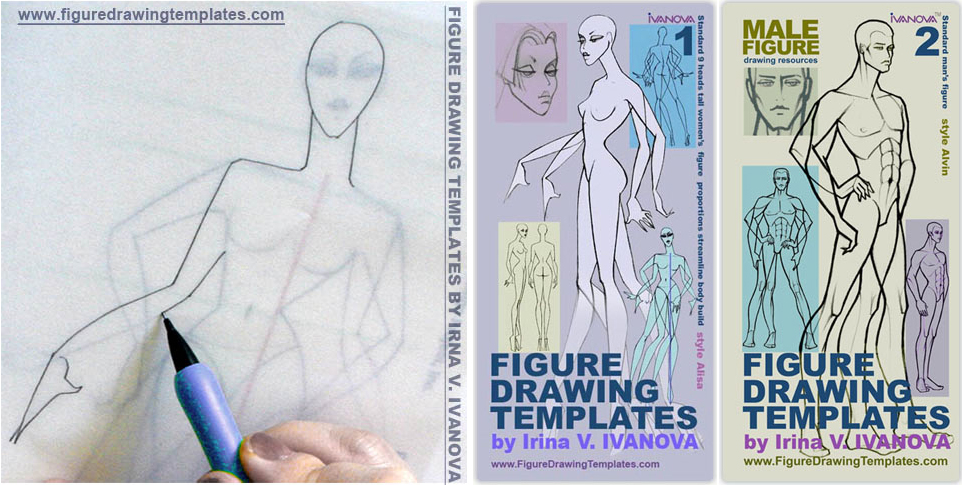 fashion figure drawing books pdf