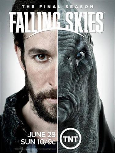 Falling Skies Temporada 5 (HDTV 720p Ingles Subtitulada)