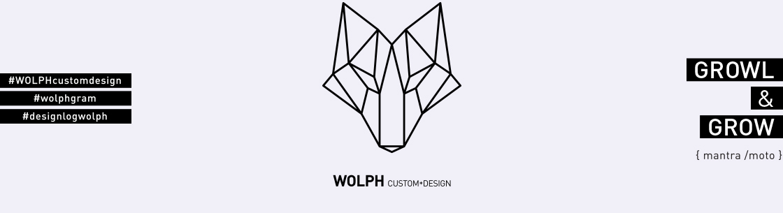 WOLPH custom design