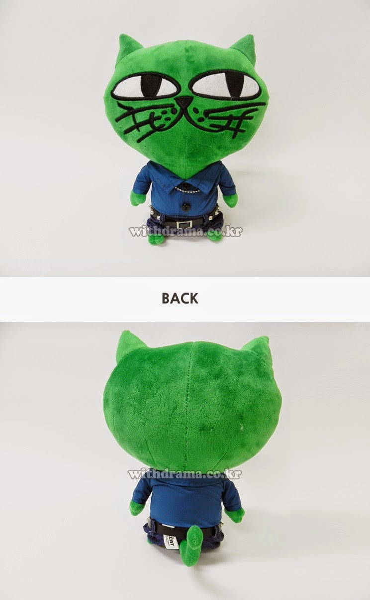 kedai kpop my   merchandise  okcat taecyeon doll