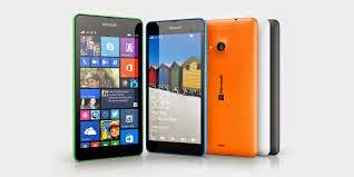 Ponsel Pertama Microsoft Lumia 535 Sudah Bisa Dibeli
