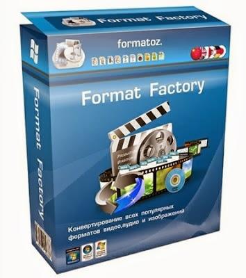 Format Factory 3.3.5.0 Terbaru Juni 2014