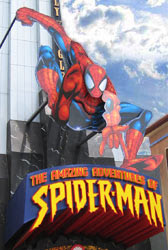 The Amazing Adventures of Spiderman
