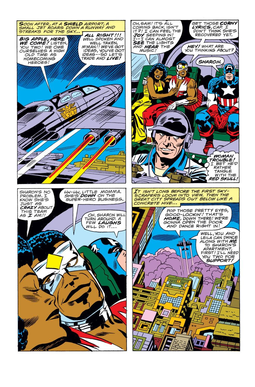 Captain America (1968) Issue #206 #120 - English 4