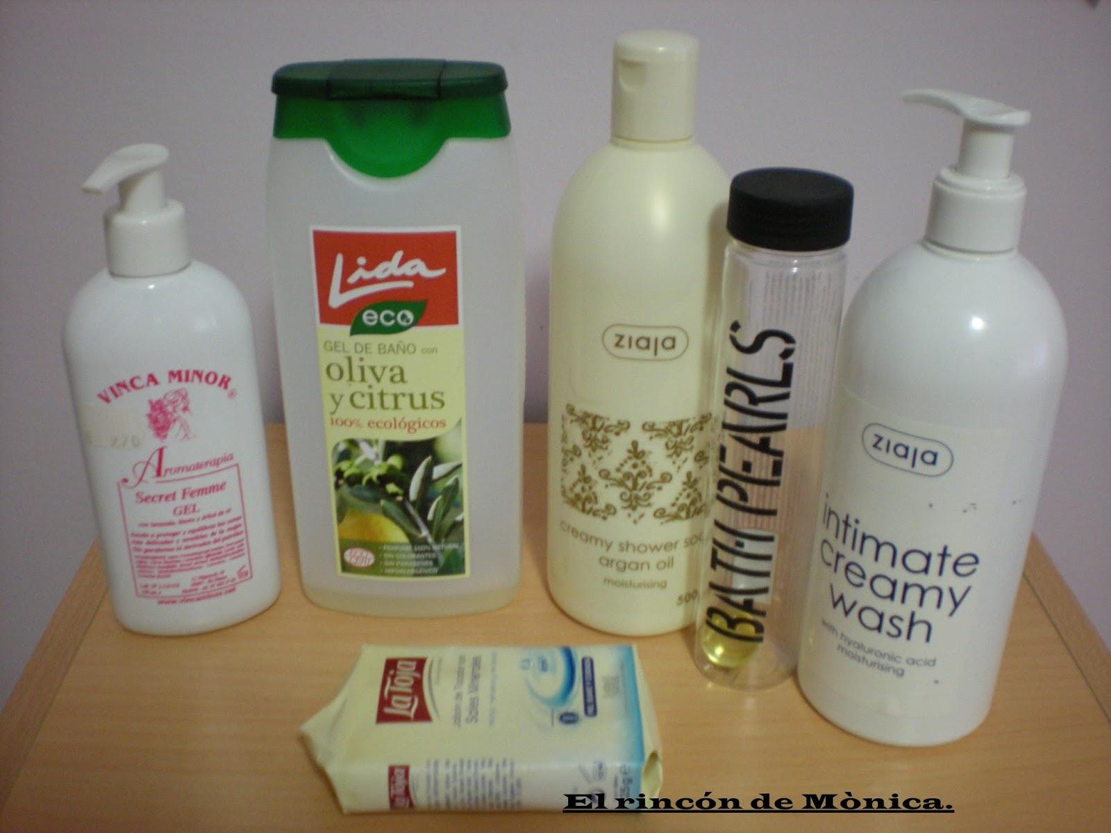 El rinc n de m nica productos terminados ba o for Productos para el bano