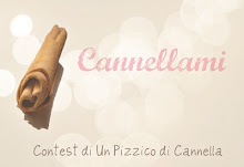 "IL CONTEST DI ""UN PIZZICO DI CANNELLA"""