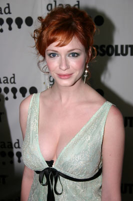 Christina Hendricks latest stills