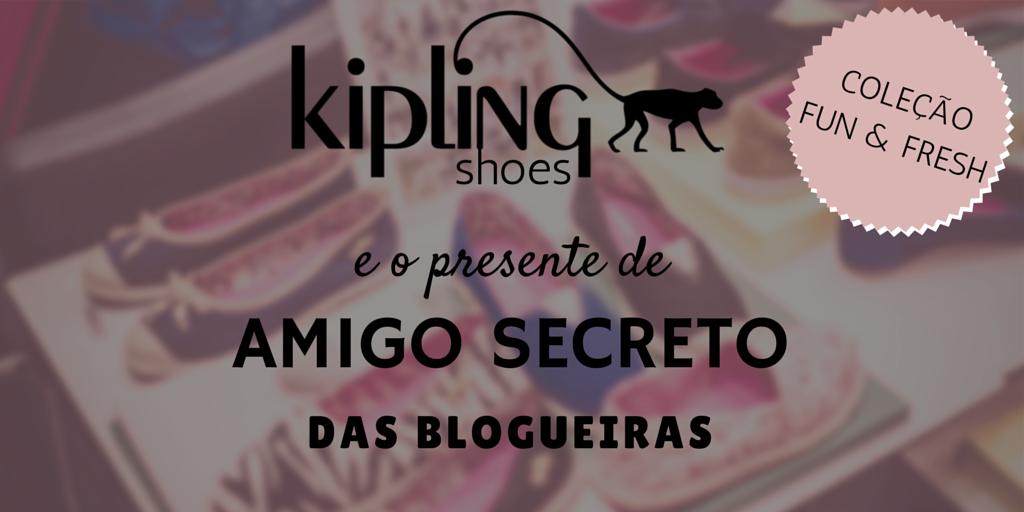 Kipling shoes fun & fresh