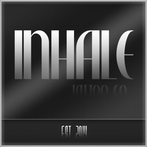 .Inhale.