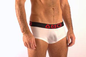 AMU white boxers