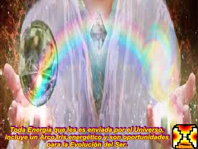 En los mitos, los Arcoíris son un símbolo de Fortuna, Abundancia y Promesas de Amor.