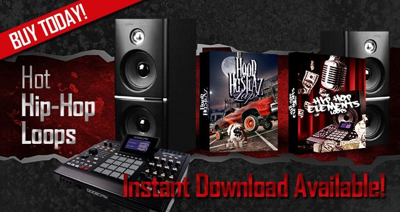 Music Loops Sample Packs Audio Loops & Sound Kits for Producers