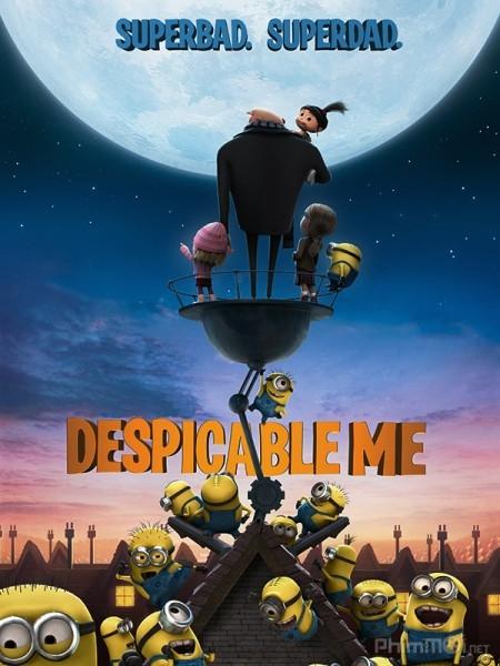 Kẻ Cắp Mặt Trăng 1 - Despicable Me (2010)