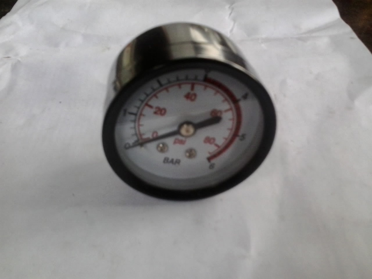 pressure gauge merk SE