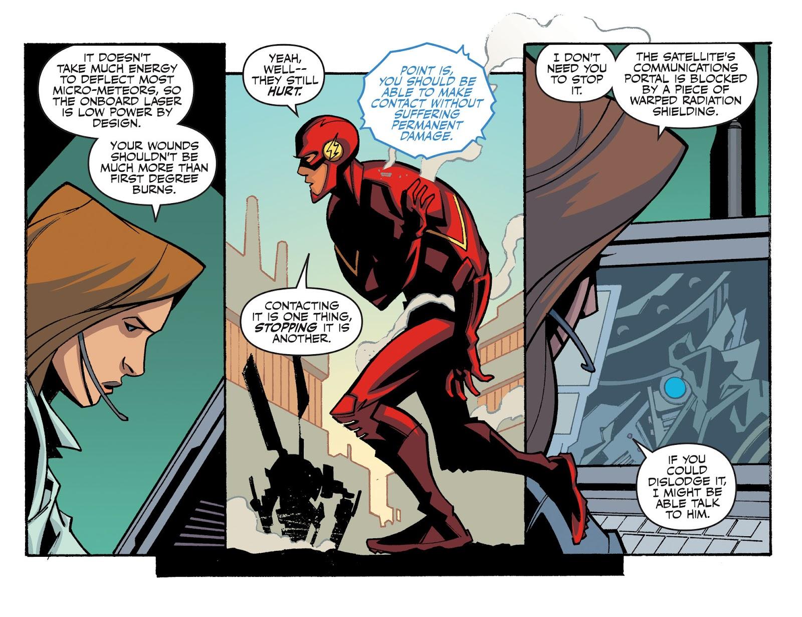 The Flash: Season Zero [I] Issue #19 #19 - English 13