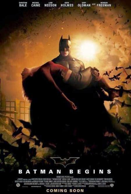 Người Dơi Xuất Hiện - Batman Begins - 2005