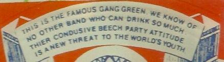 Bud banner