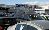 Parking Carrefour