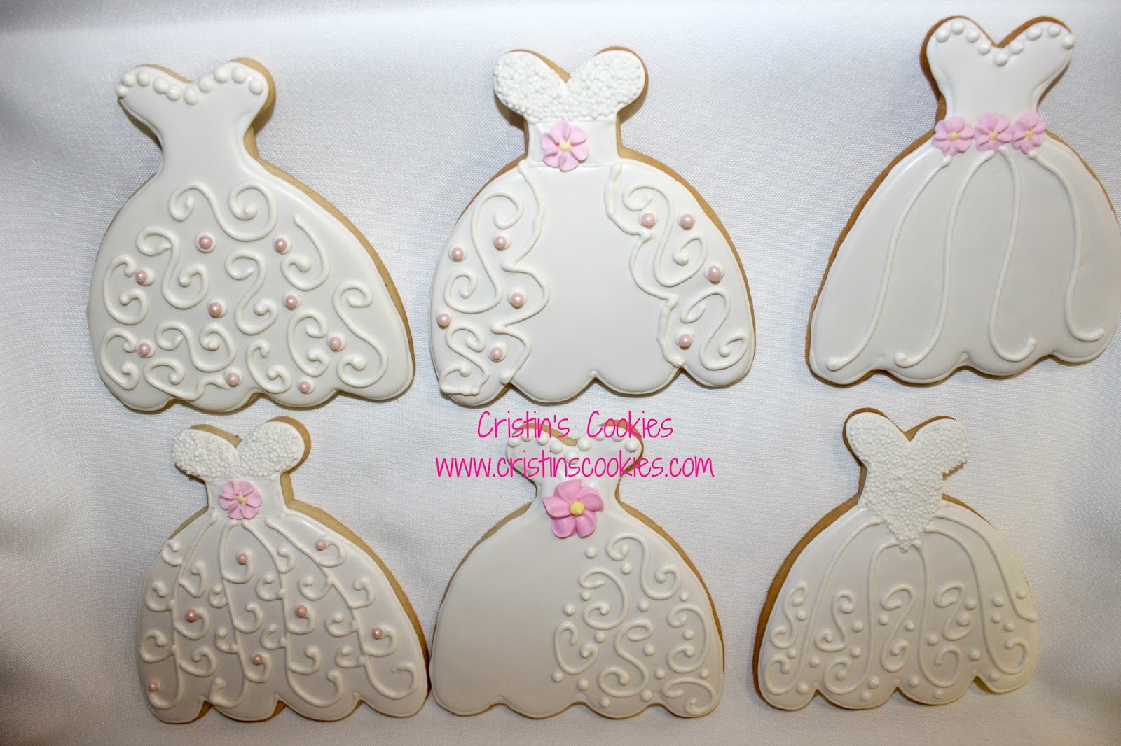 07 wedding dress cookie cutter Wedding Dress Cookie Cutter Available HERE