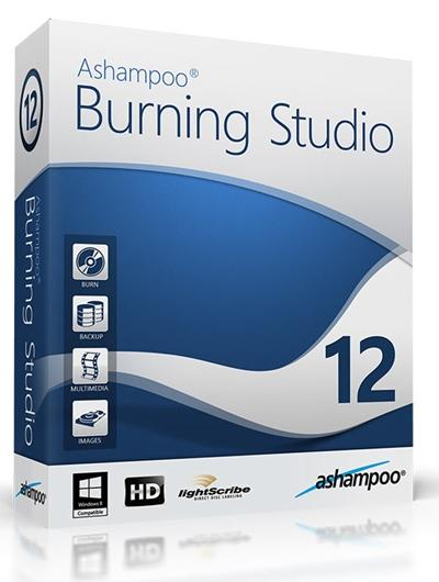 Ashampoo Burning Studio v12 FINAL Español Full Descargar 1 Link
