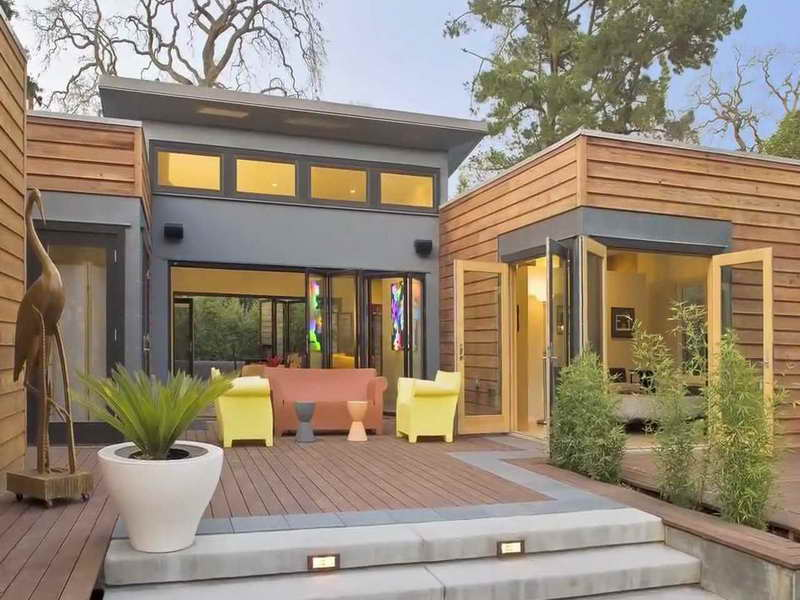 Every Part of the House: Energy Efficient Home Designs - Exterior