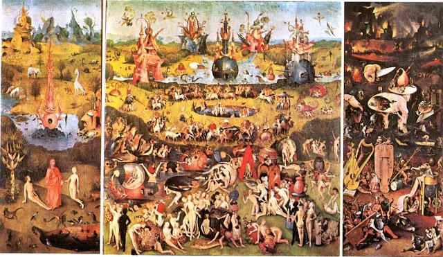 Arte torreherberos el bosco y los misterios de su pintura - El bosco el jardin de las delicias ...