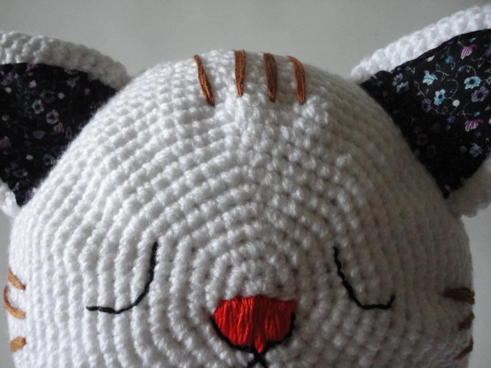 Cojines en crochet - Cojin de crochet ...