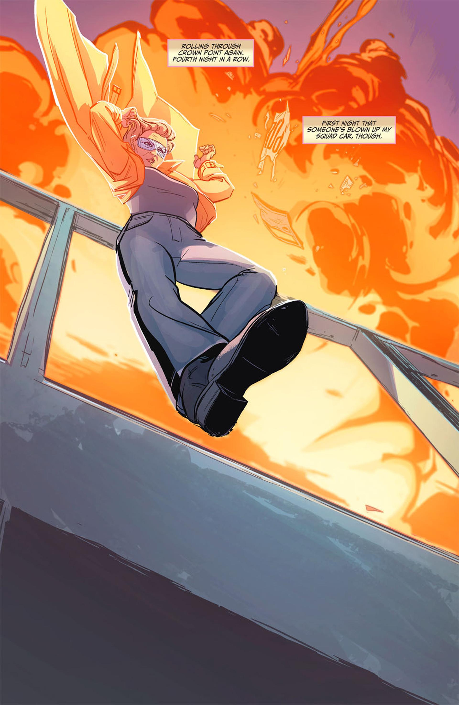 Batman Beyond (2012) Issue #27 #27 - English 4