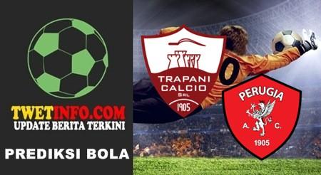 Prediksi Trapani vs Perugia