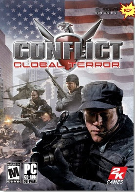 Conflict Global Terror Game Free Download Full Version For PC