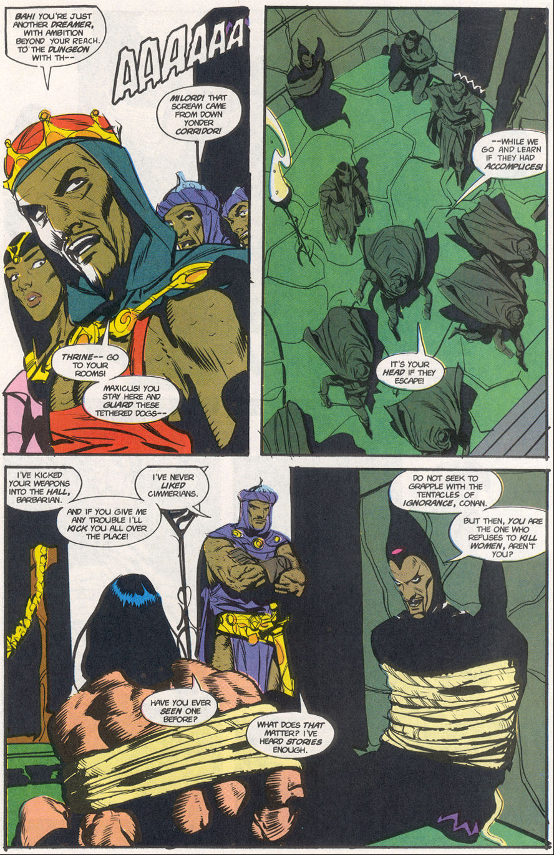 Conan the Barbarian (1970) Issue #265 #277 - English 10