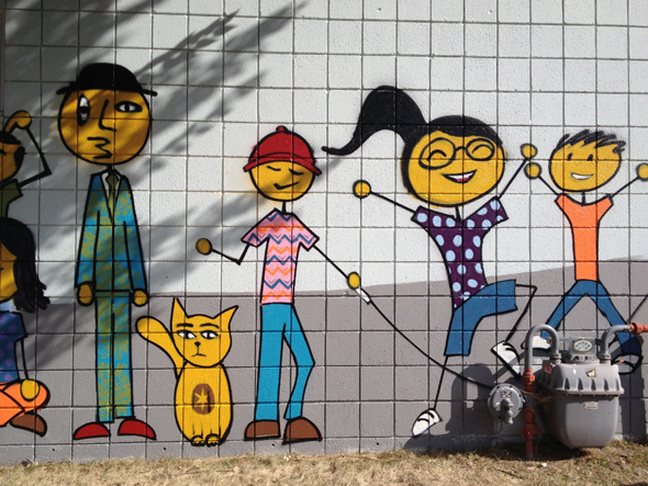 lafayette indiana mural