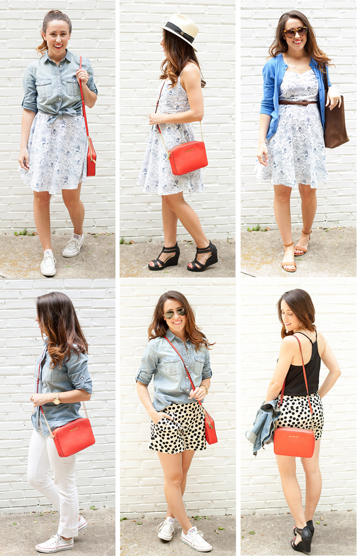 Summer Capsule Wardrobe, Nashville style blogger, packing tips