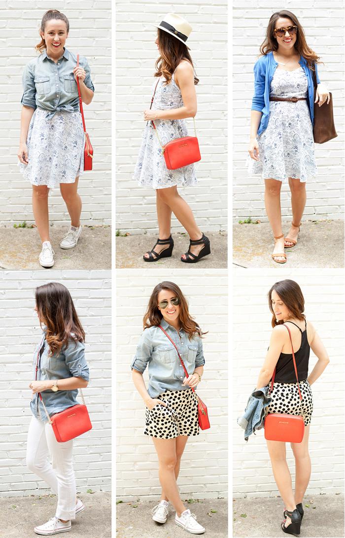 Summer Capsule Wardrobe, Nashville style blogger, packing tips