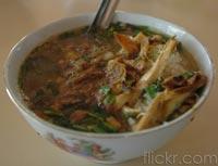 resep cara buat soto ayam khas jogjakarta enak