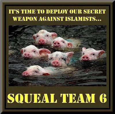 Secret Weapon Against Islamic Exremists Photo