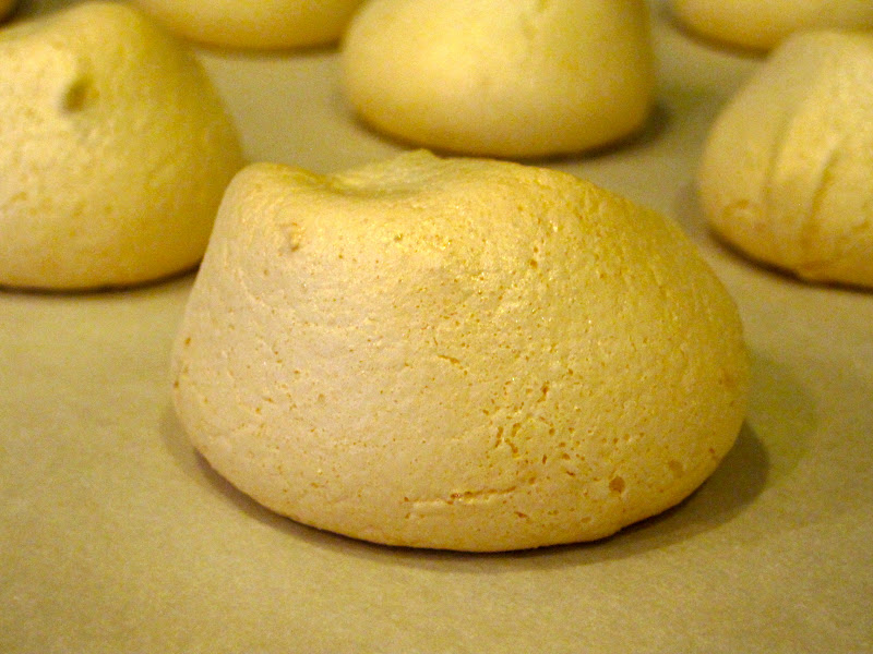 Lemon Meringue Cookies Recipe — Dishmaps