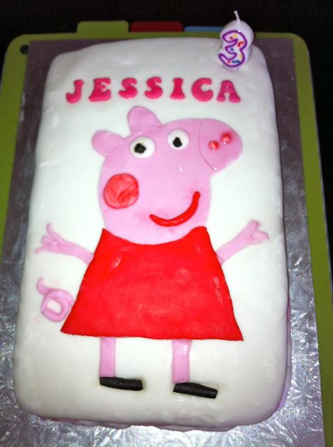 Peppa Pig Cake Tin Buy
