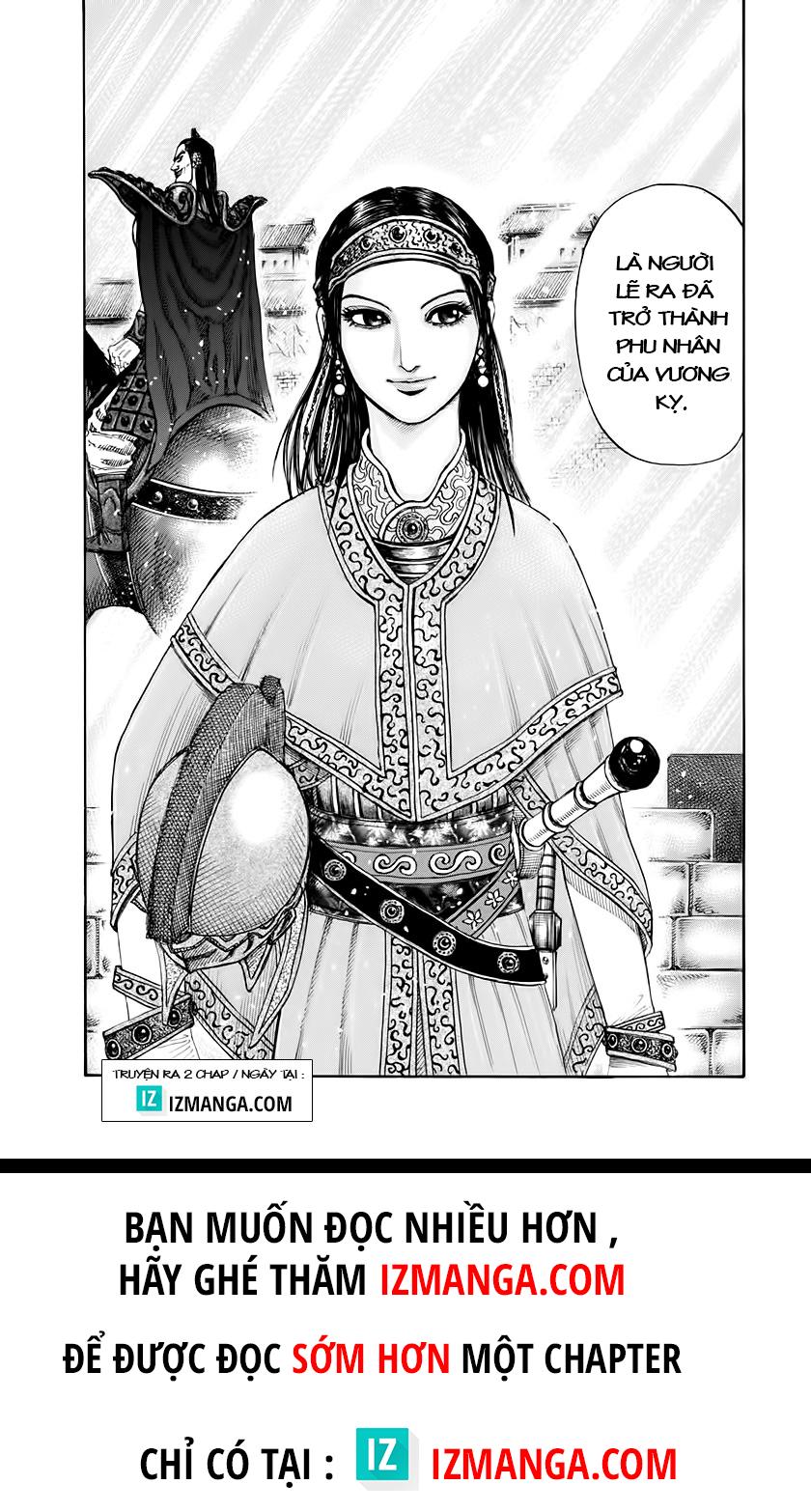 Kingdom - Vương Giả Thiên Hạ Chapter 162 page 19 - IZTruyenTranh.com