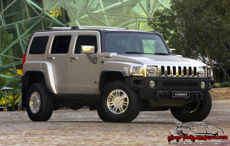 HUMMER H3 REVIEW