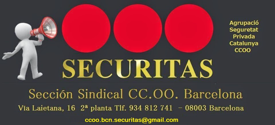 Sección Sindical Securitas Barcelona