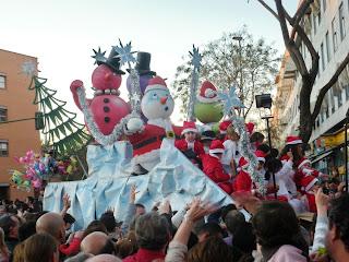 Cabalgata de Reyes de Triana - Sevilla 2012 - 07