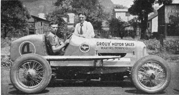 Groux Motor Sales Car