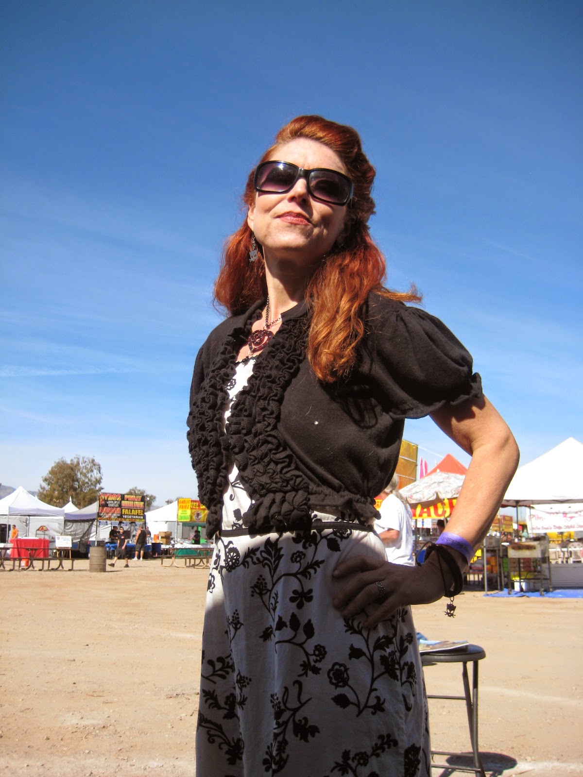 Rockabilly Reunion 2014 Woman