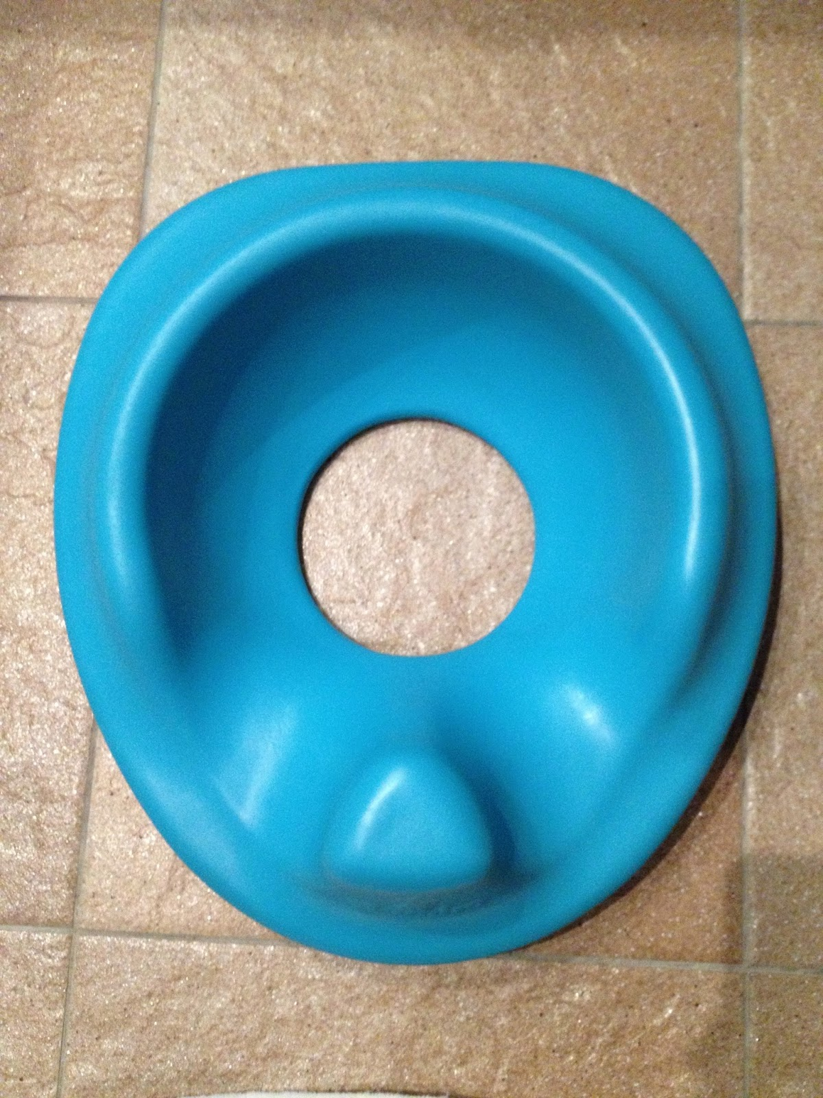 Grow with me Review The Bumbo toilet seat trainer